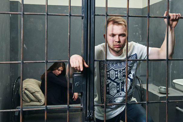 Приснилось что меня сажают в тюрьму 292